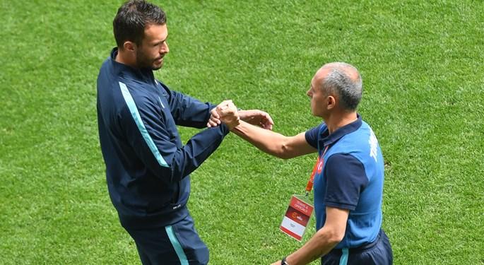 """VIDEO: Bašić: """"Ne mogu zamjeriti igračima, dali su svoj maksimum"""""""
