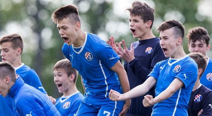 Dinamo ponovno osvojio Nike Premier Cup