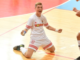 Split Tommy juniorski prvak Hrvatske u futsalu