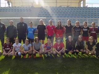 U Zagrebu održan dnevni kamp za djevojčice