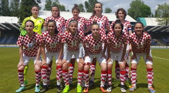 Hrvatska U-16 započela turnir u Belgiji