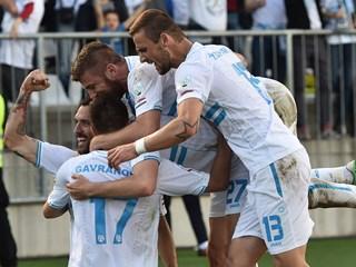 """Rijekina """"sedmica"""" Cibaliji, Osijek u zadnjoj minuti svladao Hajduk"""