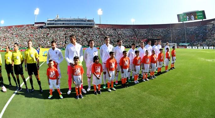 Borbena Hrvatska nadjačala Meksiko, Čop i Tudor za pobjedu