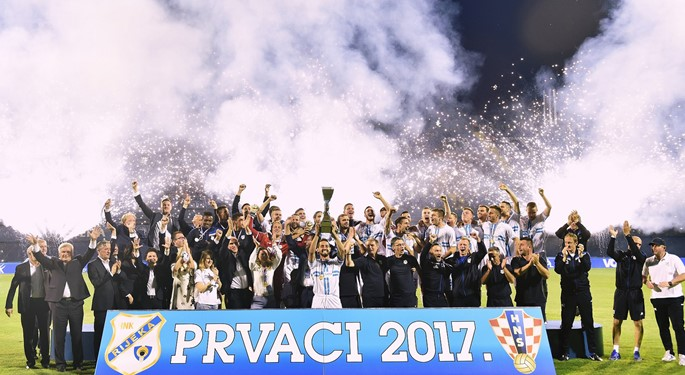Rijeka's historic season, commendable European performance