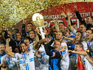 Rijeka u varaždinskom finalu osvojila Hrvatski kup#Rijeka wins Croatian Cup final in Varaždin