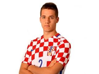 Pašalić on loan at Spartak Moscow
