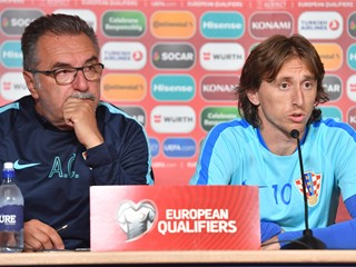 "Croatia visits Iceland: ""No excuses, everybody will do his job"""