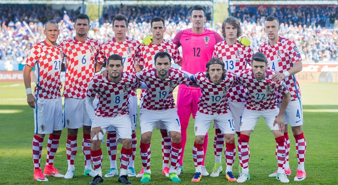 Croatia reaches No. 15 at FIFA Rankings