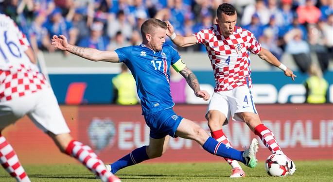 Island u završnici nadjačao Hrvatsku