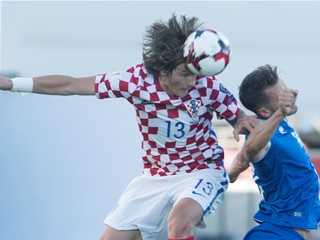 Injured Jedvaj to skip Kosovo and Turkey