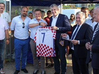 Gradi se Hrvatski dom Raketa u Möhlinu