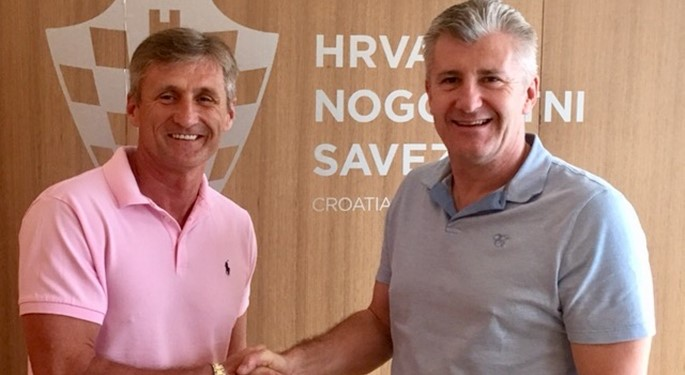 Jarni takes over Croatia U-19, Krpan assumes U-17 role