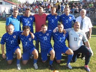 Veterani uveličali malonogometni turnir u Budaševu