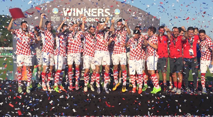 Zagreb wins UEFA Regions' Cup!