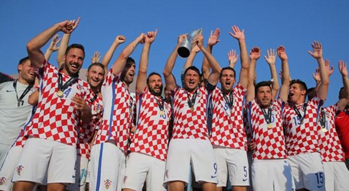 Održan ždrijeb kvalifikacija Kupa regija, Hrvatska domaćin Skupine C