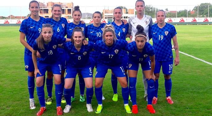 Sigurna pobjeda Hrvatica protiv Jordana