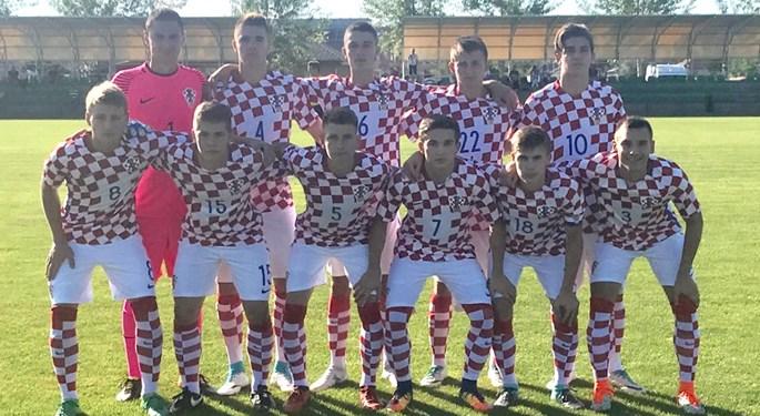 Pobjedom zaključen nastup Hrvatske U-17 na Telki Cupu