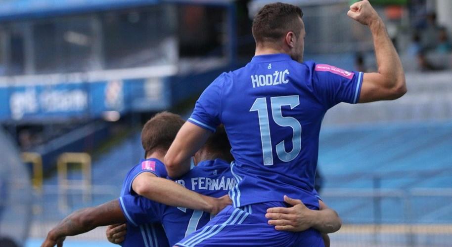 Video: Dinamo na Maksimiru svladao Slaven Belupo