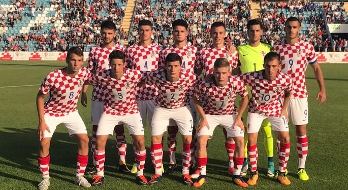 Hrvatska U-19 odmjerila snage s Italijom
