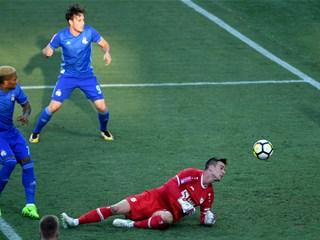 Na pobjedničkom postolju Dinamo, Cibalia i Osijek