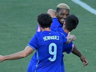 Fernandes odlučio derbi, Ohandza za pobjedu Hajduka