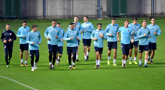 Vatreni ponovno na okupu uoči Kosova i Turske#Vatreni back together for Kosovo and Turkey