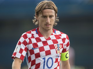 Luka Modrić nominated for FIFA FIFPro World 11