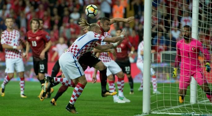 Jedan pogodak Turske ostavio Hrvatsku praznih ruku