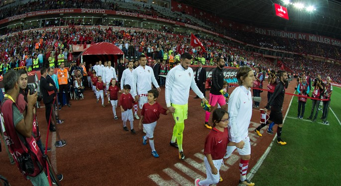 Hrvatska ostala bez bodova u Turskoj#Croatia leaves Turkey without points