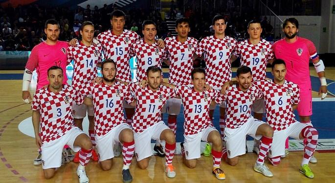 Hrvatska remizirala s Francuzima u prvom susretu doigravanja