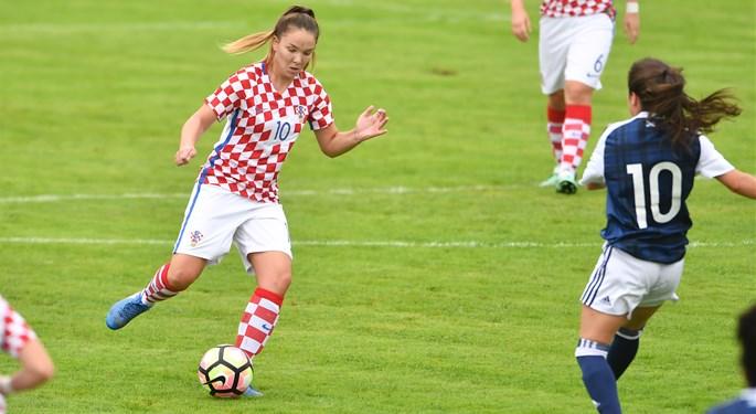 Spajić donijela pobjedu Hrvatskoj U-19