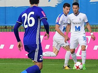 Rudeš i Osijek ponovno odigrali 1:1