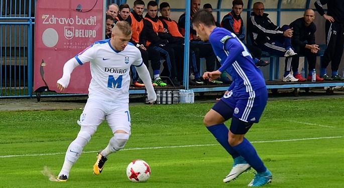 Hajduk, Osijek, Lokomotiva i Inter u četvrtfinalu Kupa