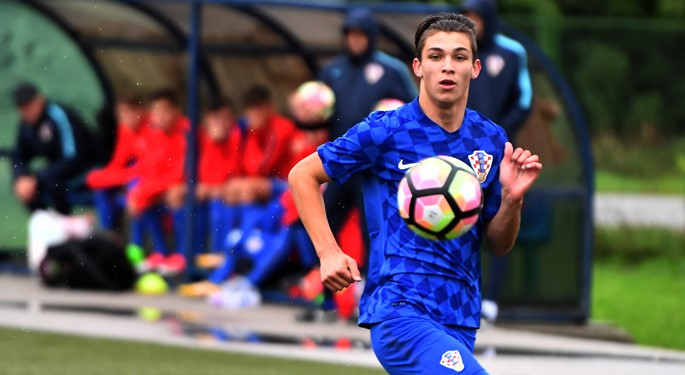 Hrvatska U-17 remizirala sa Srbijom