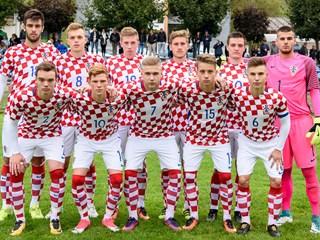 Hrvatska U-19 odradila pripremni susret u Mihovljanu