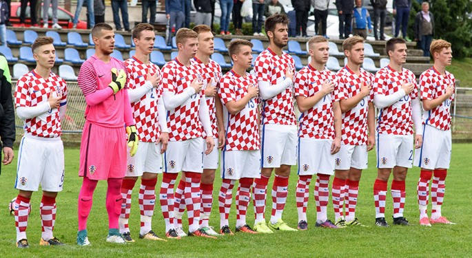 2ded97566 Croatia U-19 - Croatian Football Federation