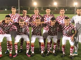 Hanuljak u završnici za novu pobjedu Hrvatske U-19
