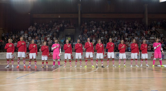 Hrvatska ostala bez Futsal Eura#France beats Croatia for a place at Futsal EURO