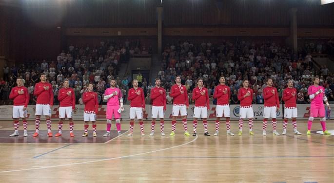 Futsal: Hrvatska na dvostrukom gostovanju kod Engleza