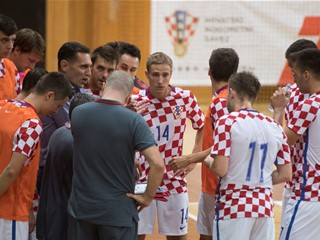 Futsal: BBC prenosi prijateljske dvoboje Engleske i Hrvatske