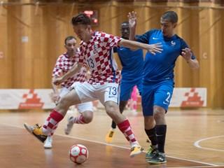 Futsal: Hrvatska protiv San Marina i Češke
