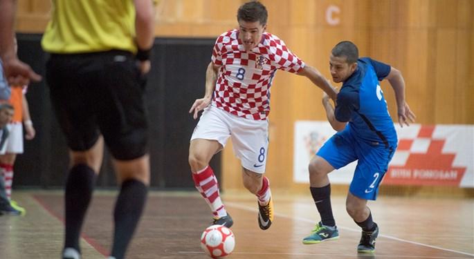 Futsal: Hrvatska gostuje u Izraelu