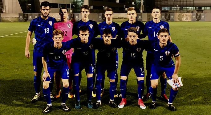 Domaćin minimalno svladao Hrvatsku U-19