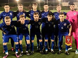Hrvatska U-19 osvojila drugo mjesto u Kataru