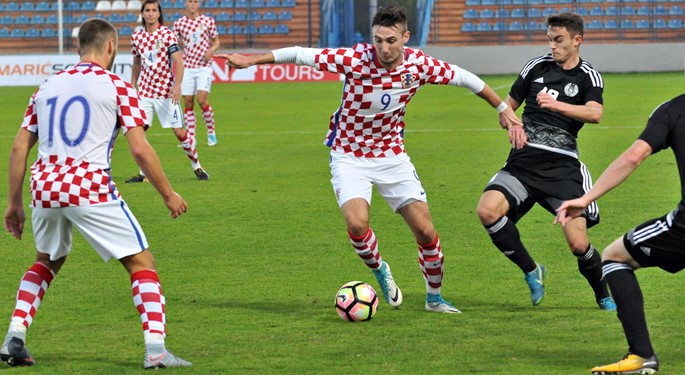 Izbornik Gračan objavio popis Hrvatske U-21