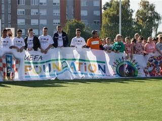 Deveti nogometni kamp nacionalnih manjina u Puli