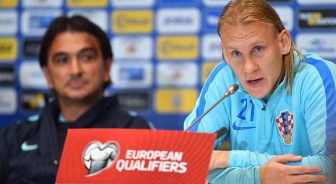 """Dalić and Vida agree: """"A tough challenge, like a final"""""""