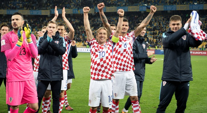 Hrvatska u najvišem razredu Lige nacija