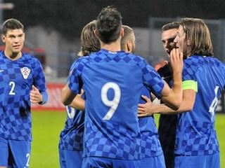 Sjajno izdanje Hrvatske U-21 za preuzimanje vodstva