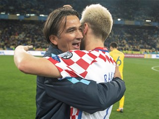 "Dalić: ""Thanks Ivan, for everything you've done for Croatia"""